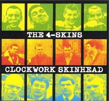 4Skins-Clockwork Skinhead