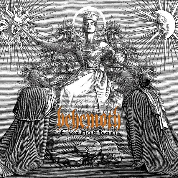 evangelion behemoth